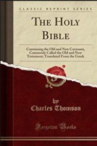 Charles Thomson OC + NC