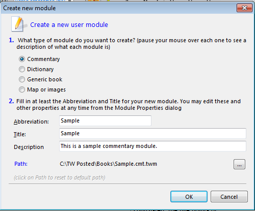 creation-new-module-cmt Creation of Commentary Modules