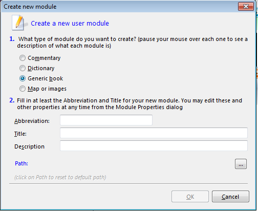 creation-new-module-gbk Creation of Commentary Modules