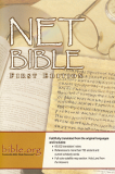 NET Bible® - New English Translation