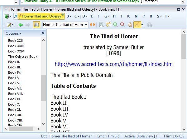 Formatting theWord Module Title Page